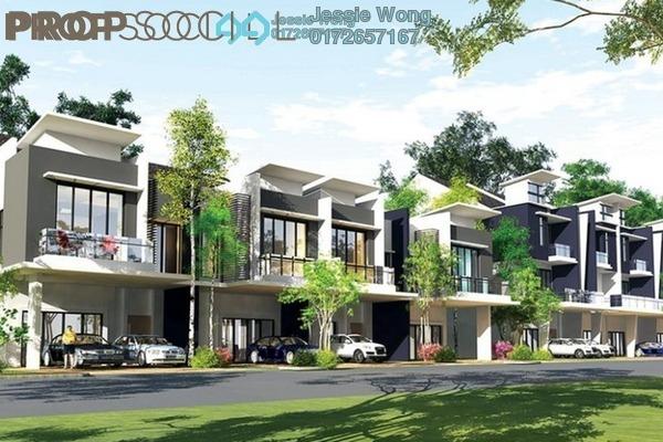 For Sale Terrace at Sentral Bazar, Nilai Freehold Semi Furnished 4R/4B 518k