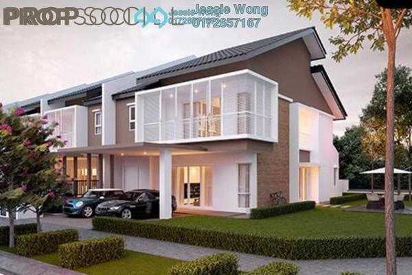 For Sale Terrace at Garden Residence, Cyberjaya Freehold Semi Furnished 4R/4B 528k