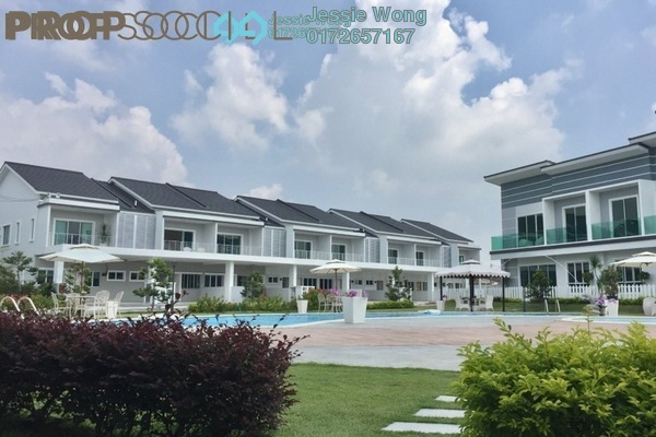 For Sale Terrace at Planter's Heaven, Nilai Freehold Semi Furnished 4R/4B 518k