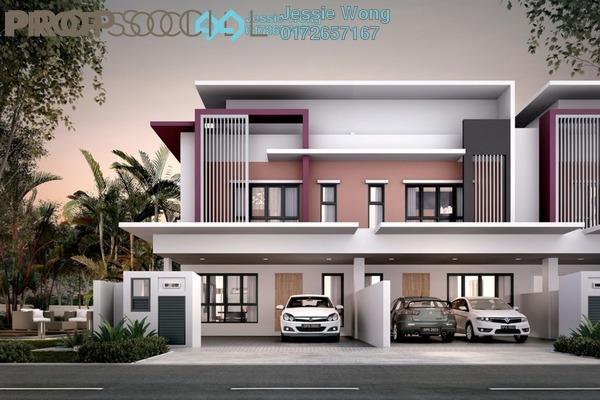 For Sale Terrace at Azalea, Nilai Impian Freehold Semi Furnished 4R/4B 518k