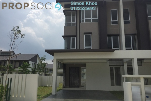 For Sale Terrace at Arahsia, Tropicana Aman Freehold Unfurnished 5R/5B 1.18m