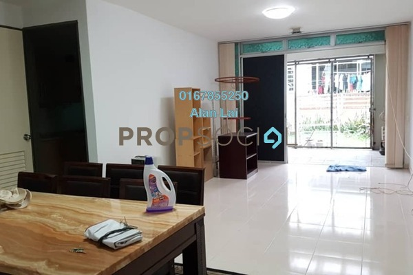 For Sale Townhouse at Cyberia SmartHomes, Cyberjaya Freehold Semi Furnished 4R/3B 470k