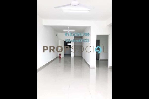For Rent Condominium at SK One Residence, Seri Kembangan Freehold Semi Furnished 2R/2B 1.3k