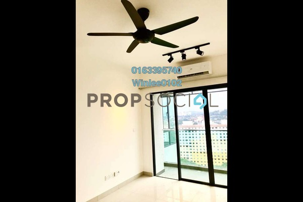 For Sale Condominium at Riverville Residences, Old Klang Road Freehold Semi Furnished 3R/3B 620k