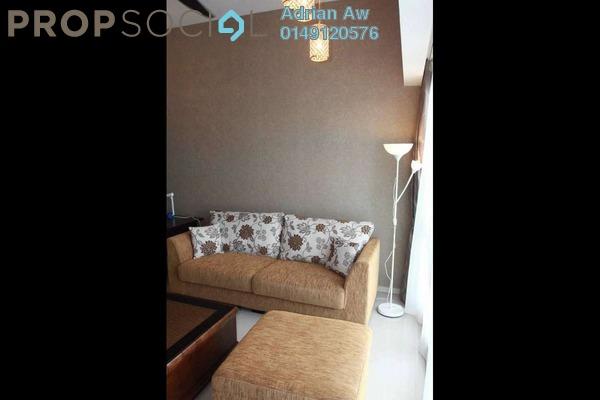 For Rent Condominium at myHabitat, KLCC Freehold Fully Furnished 1R/1B 3k