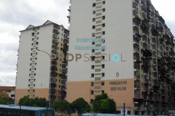 For Rent Apartment at Seri Nilam Apartment, Ampang Freehold Semi Furnished 3R/2B 750translationmissing:en.pricing.unit