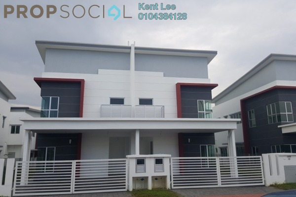 For Sale Semi-Detached at i-City, Shah Alam Freehold Unfurnished 5R/4B 800k