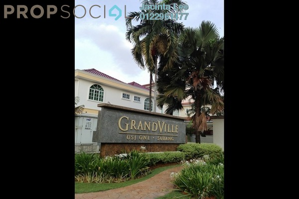 For Sale Bungalow at Grandville, UEP Subang Jaya Freehold Semi Furnished 7R/6B 1.97m