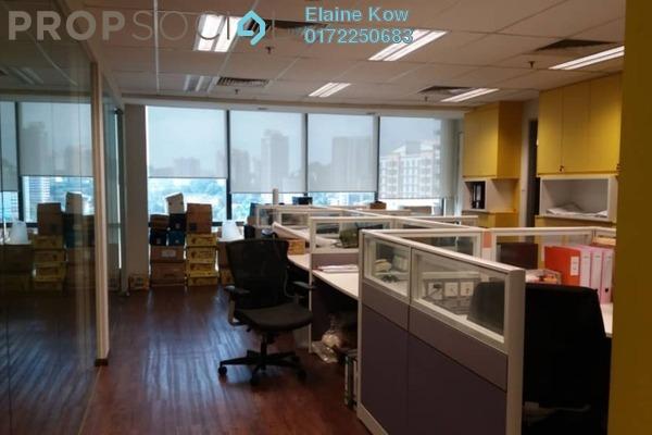 For Sale Office at Menara UOA Bangsar, Bangsar Freehold Semi Furnished 0R/0B 1.54m