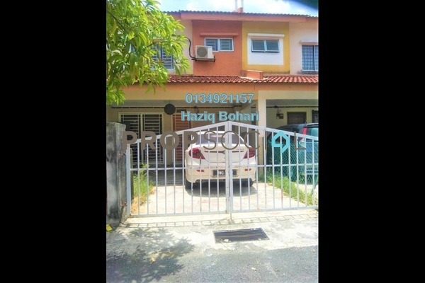 For Rent Terrace at BSP 21, Bandar Saujana Putra Freehold Semi Furnished 4R/3B 1.2k