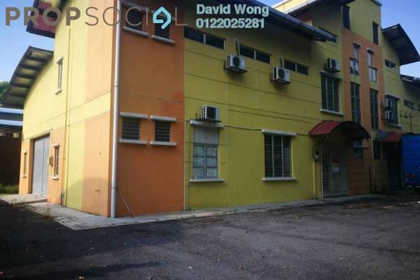 For Rent Factory at Seksyen 9, Bandar Baru Bangi Freehold Unfurnished 0R/0B 8k