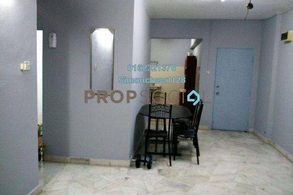 For Sale Apartment at Akasia Apartment, Pusat Bandar Puchong Freehold Semi Furnished 3R/2B 290k