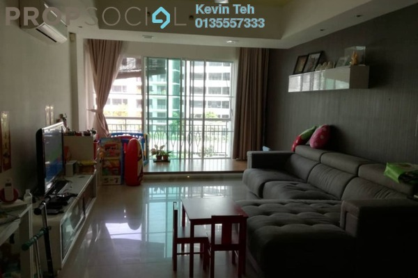 For Sale Condominium at Sutramas, Dutamas Freehold Fully Furnished 3R/3B 800k