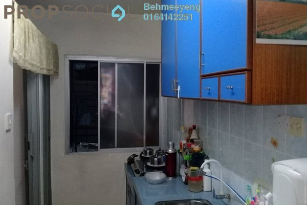 For Sale Apartment at Taman Utara, Batu Uban Freehold Fully Furnished 2R/2B 170k