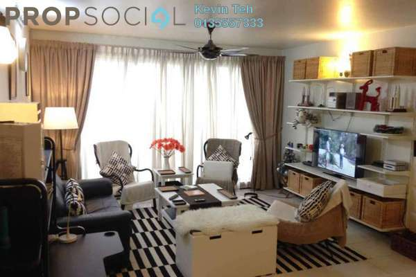 For Sale Condominium at Vista Kiara, Mont Kiara Freehold Fully Furnished 3R/2B 850k