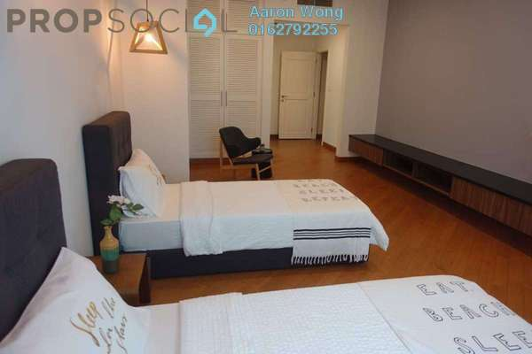 For Rent Serviced Residence at Harvard Residence, KLCC Freehold Semi Furnished 4R/4B 6.5k