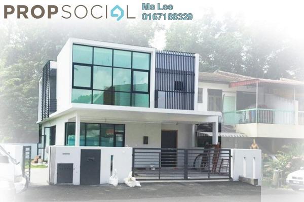 For Sale Terrace at Taman Damai Jaya, Cheras South Leasehold Unfurnished 4R/5B 988k