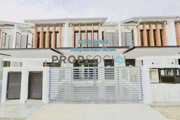 For Sale Terrace at Elmina Enterprise Park, City of Elmina Freehold Unfurnished 4R/4B 720k