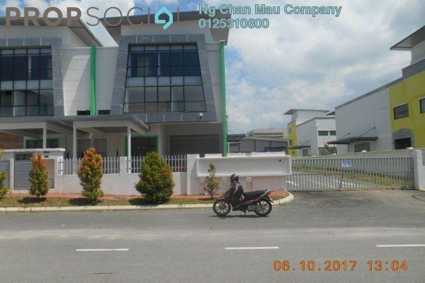 For Sale Factory at Beranang Industrial Park, Semenyih Freehold Semi Furnished 0R/0B 1.64m