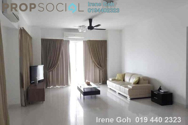 For Rent Condominium at Platino, Gelugor Freehold Fully Furnished 4R/4B 4k