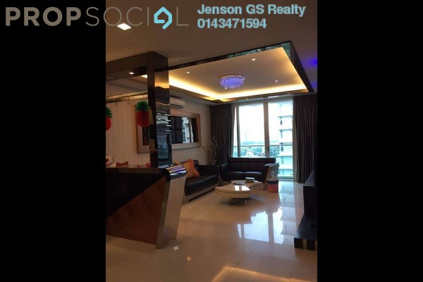 For Sale Condominium at Tuan Residency, Jalan Ipoh Freehold Unfurnished 3R/2B 467k