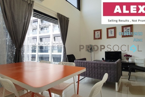 For Rent Condominium at D'Latour, Bandar Sunway Freehold Fully Furnished 3R/2B 2.6k