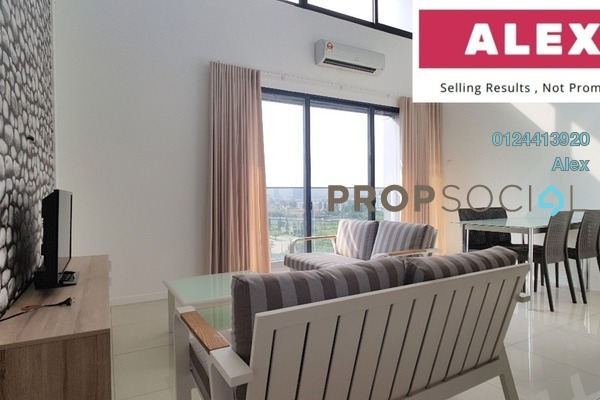 For Rent Condominium at D'Latour, Bandar Sunway Freehold Fully Furnished 3R/2B 2.9k