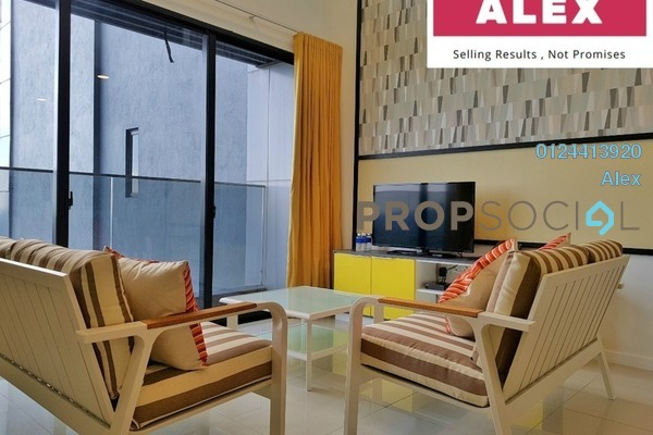 For Rent Condominium at D'Latour, Bandar Sunway Freehold Fully Furnished 3R/2B 2.7k