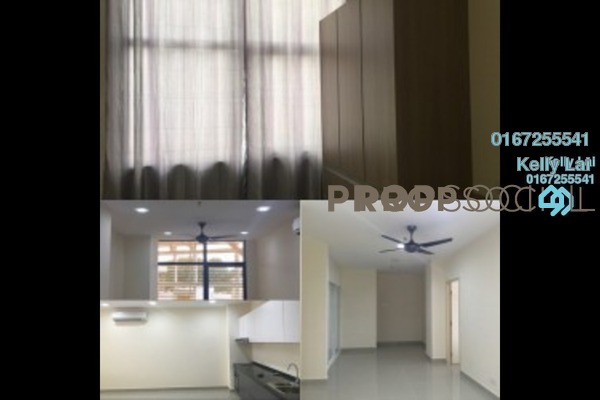 For Sale Condominium at Emerald Avenue, Selayang Freehold Semi Furnished 2R/2B 430k