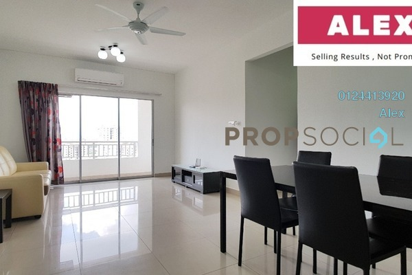 For Sale Condominium at SuriaMas, Bandar Sunway Freehold Semi Furnished 4R/2B 510k