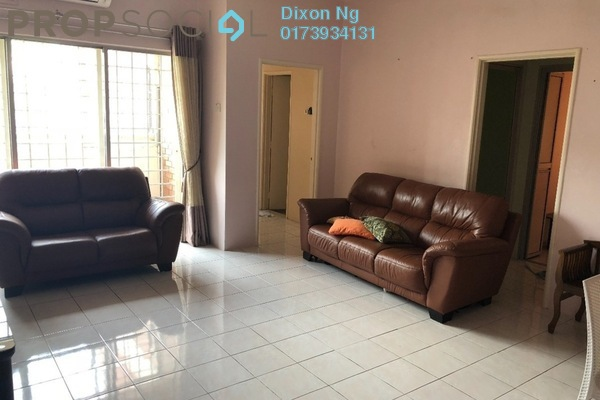 For Rent Condominium at Green Acre Park, Bandar Sungai Long Freehold Fully Furnished 3R/2B 1.4k