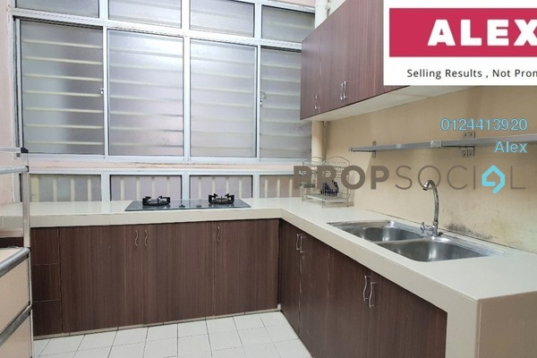 For Sale Condominium at SuriaMas, Bandar Sunway Freehold Semi Furnished 4R/2B 420k