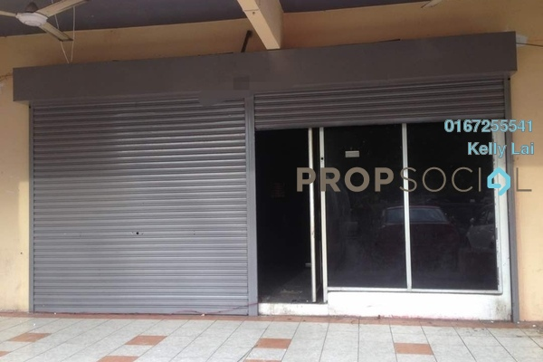 For Rent Shop at Taman Pusat Kepong, Kepong Freehold Semi Furnished 0R/0B 3.2k