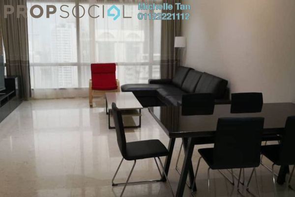 For Rent Serviced Residence at Banyan Tree, KLCC Freehold Fully Furnished 1R/2B 6.5k