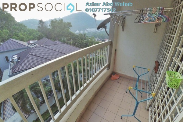 For Sale Condominium at KiPark Selayang, Selayang Leasehold Semi Furnished 3R/2B 370k