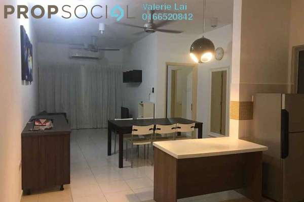 For Rent Condominium at Metropolitan Square, Damansara Perdana Freehold Fully Furnished 2R/2B 2.3k