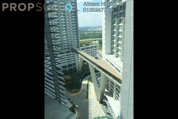 For Rent Serviced Residence at Garden Plaza @ Garden Residence, Cyberjaya Freehold Fully Furnished 2R/2B 1.2k