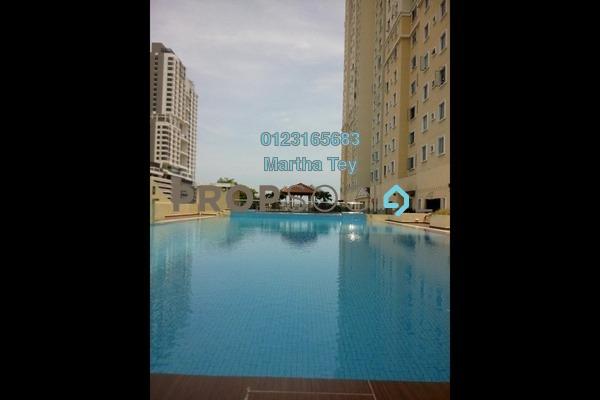 For Rent Serviced Residence at Casa Subang, UEP Subang Jaya Freehold Fully Furnished 2R/2B 1.2k
