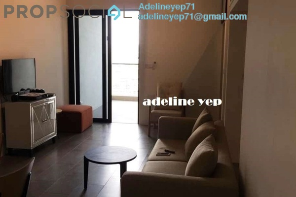 For Rent Serviced Residence at The Establishment, Brickfields Freehold Fully Furnished 2R/1B 3k