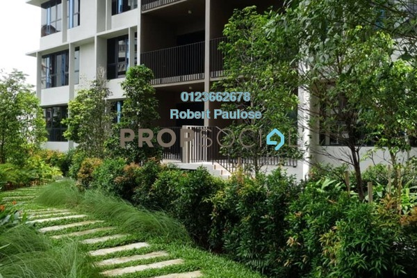 For Sale Condominium at The Rainz, Bukit Jalil Freehold Semi Furnished 4R/3B 1.1m