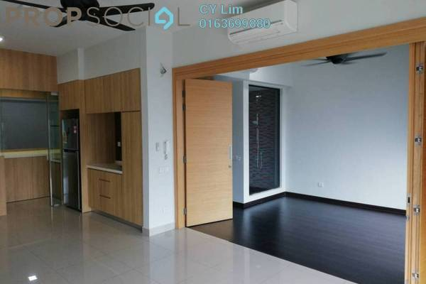 For Rent Condominium at The Leafz, Sungai Besi Freehold Semi Furnished 2R/2B 2k