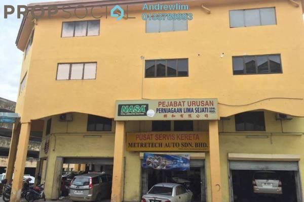 For Sale Shop at Pandan Indah, Pandan Indah Freehold Semi Furnished 0R/2B 750k