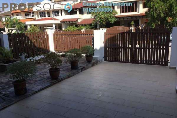 For Sale Link at Zaaba, TTDI Freehold Semi Furnished 4R/3B 1.45m