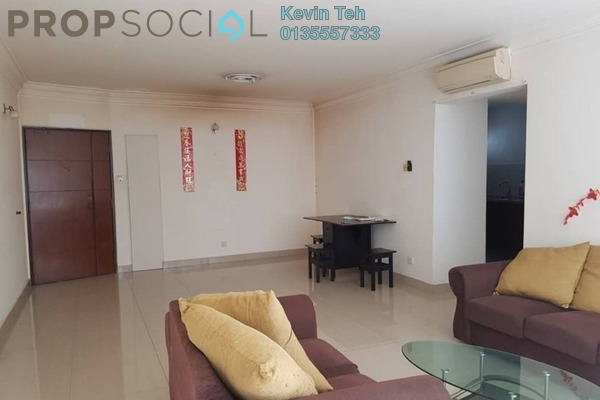 For Rent Condominium at Vista Kiara, Mont Kiara Freehold Semi Furnished 3R/2B 2.3k
