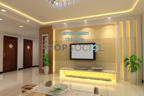 For Sale Condominium at Agile Mont Kiara, Dutamas Freehold Semi Furnished 4R/3B 1.57m