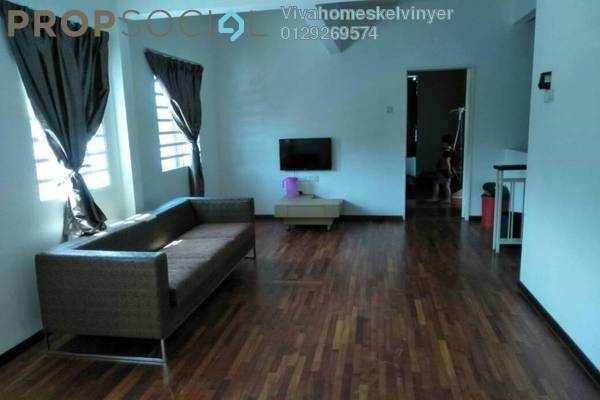 For Sale Semi-Detached at Amberley, Rawang Freehold Fully Furnished 5R/4B 980k