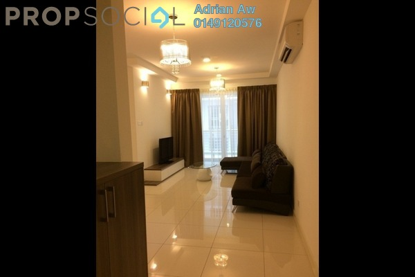 For Rent Condominium at V Residence @ Sunway Velocity, Cheras Freehold Fully Furnished 1R/2B 2.4k