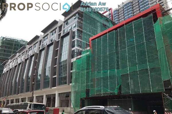 For Rent Shop at Sunway VeloCity, Cheras Freehold Semi Furnished 0R/0B 24.8k