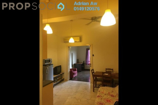 For Sale Condominium at Megan Ambassy, Ampang Hilir Freehold Semi Furnished 1R/1B 306k