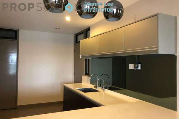 For Rent Condominium at Casa Indah 1, Tropicana Freehold Semi Furnished 3R/2B 2k